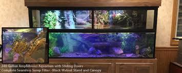 custom aquariums glass fish tanks