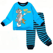 aliexpress buy tom jerry pyjama kids kitty pajamas