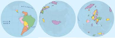 Children S Map Of The World by A Children U0027s Map Of The World Big Think