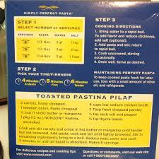 it u0027s on the box u2026pastina u2013 martone recipes