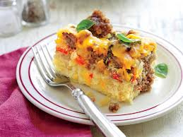herbed sausage breakfast casserole recipe southern living