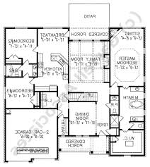 Spanish Home Plans by 100 House Plans 5 Bedrooms Home Design 5 Bedroom House