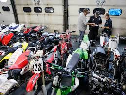 citywide bust nets more than 30 dirt bikes atvs from philadelphia