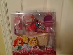 disney princess royal bathroom the bookshelf doll