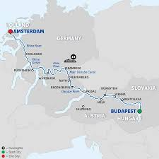 amsterdam cruises avalon waterways