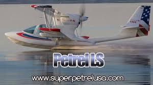 hibious light sport aircraft super petrel ls hibious light sport aircraft bi plane from edra