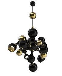 Atomic Lighting Contemporary Descendant Of Retro Sphere Lighting Atomic