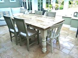 dining table country style dining room set bench solid wood