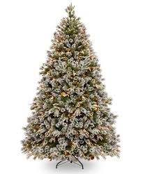 5ft pre lit liberty pine decorated feel real artificial