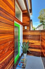 loving this entryway mid century modern beach house 420 osgood