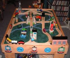 Free Wood Toy Train Plans by Build Plans Toy Train Table Diy Cabinet Plans Professionals