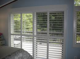 plantation shutter for sliding glass door sliding windows replacement clear choice usa lehigh valley from of