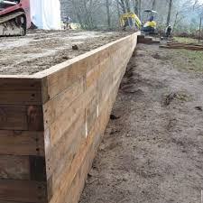 composite landscape timbers retaining walls landscaping company tacoma