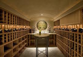 these 14 incredible wine cellars are what dreams are made of
