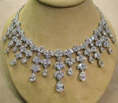 all diamond necklace images Choosing from classic necklaces fashion biz era jpg
