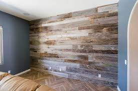 reclaimed tobacco barn grey wood wall porter barn wood
