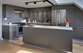 Island Kitchen Hoods by Grey And White Kitchen Pictures Modern Cambridge Stainless Steel