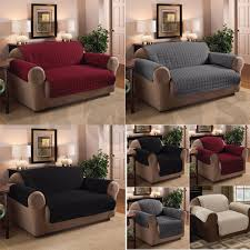 Sofa Protector Quilted Furniture Sofa Protector Throw Water Repellent Cover