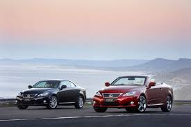 lexus is 250c lexus is250 convertible problems and recalls