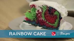 rainbow cake hervé cuisine flavormaster rainbow birthday cake