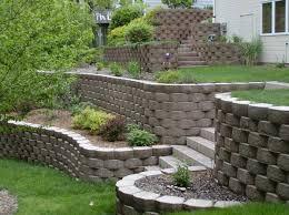 terrace wall kings material