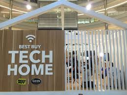 best buy opens connected home display in mall of america