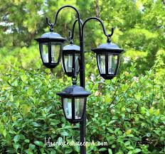 Backyard Light Post by 118 Best Solar Lighting Images On Pinterest Outdoor Lighting