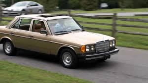 mercedes 300d for sale 1985 mercedes 300d turbo diesel for sale 134 000