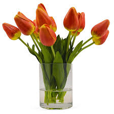 Plant Vase Floral Decorative Accents Decor One Kings Lane