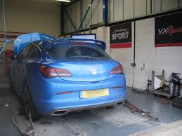vauxhall astra vxr modified astra j vxr remapping the courtenay sport blog