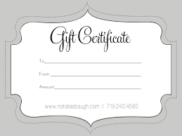 free printable blank gift certificates uk affidavit template