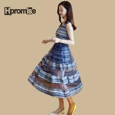 aliexpress com buy 2017 summer sleeveless dress women party