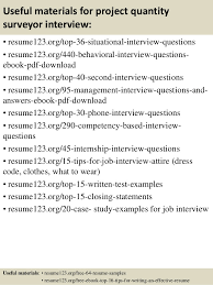 Examples Of Retail Resumes by Graduate Quantity Surveyor Cv Example 100 Original