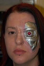 Terminator Halloween Makeup Terminator Prosthetic Makeup Kit Mugeek Vidalondon