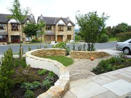 plain front garden ideas no grass uk tear up your turf landscaping