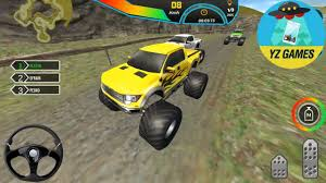 free download monster truck racing games monster truck racing 4x4 offroad rally racer 3d android gameplay