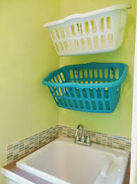 Tall Laundry Basket Stylish Cute Supermom Vs Me Blog Laundry Organizer Laundry My Blog