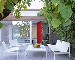 Retro Patio Furniture Los Angeles Retro Patio Furniture Modern With Entrance