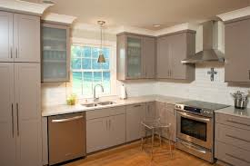 Kitchen Cabinet Tiles Twin Companies Kitchens Taupe Kitchen Taupe Cabinets Taupe