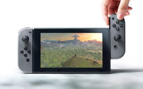 mobile console nintendo switch l hybride fixe mobile version console de jeux