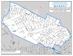 Norfolk Zip Code Map by 2017 Schedules And Routes Public Works City Of Cambridge
