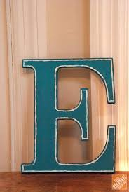Decorating Wooden Letters For Nursery Wooden Letters For Walls Wall Letters And Wall Decorated