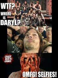 Daryl Dixon Memes - sorry pookie thewalkingdead daryldixon twd lols pinterest
