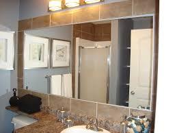 Large Bathroom Vanity Mirrors Large Bathroom Vanity Mirrors With Large Corner Mirrored