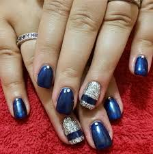 hanukkah nail diy nail ideas 2014 popsugar beauty