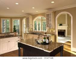 Home Inside Arch Model Design Image Luxury Model Home Kitchen Island Image Cg3p147146c