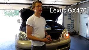 lexus gx470 led interior lights lexus gx470 bulb replacement youtube