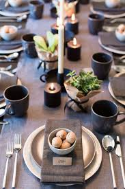 11 diy thanksgiving table setting ideas table decor and place