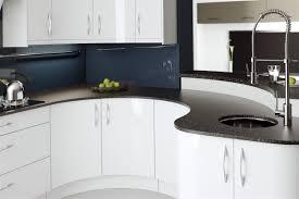 High Gloss White Kitchen Cabinets Kitchen Light Grey Gloss Kitchen Cabinets White Cupboards In