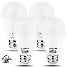 100 watt led light bulb lohas 100 watt led light bulbs equivalent with ul listed a19 led